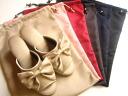 Grosgrain slippers portable bag