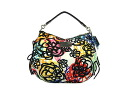 Coach poppy graphic blossom Hobo hand & shoulder COACH beauty products