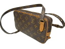 Louis Vuitton Monogram marleebandri ALE M51828 shoulder bag LOUIS VUITTON Vuitton