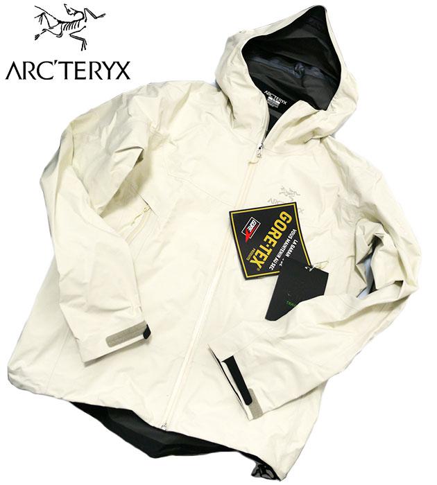 【ARC'TERYX】 アークテリクス  ビームス別注 BETA SL オフホワイト