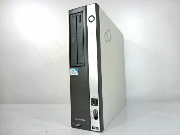 [����y�f�X�N�g�b�v] �x�m�ʌ��� [Celeron 1.8GHz 2GB 160GB DVD-ROM ] Windows7 Pro [F87D]