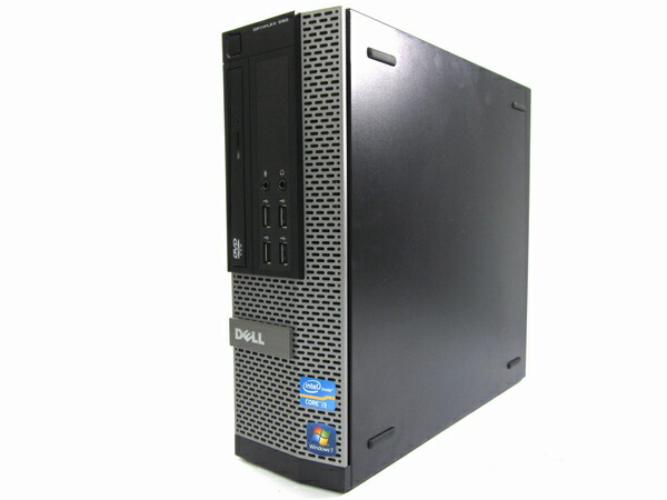 [D26D] DELL OptiPlex 990 (Core i3-2120 3.3GHz 4GB 250GB DVD-ROM Windows7 Professional)