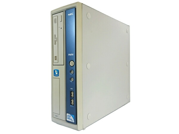 [N49D] NEC限定デスクトップ (Celeron 2.4GHz 2GB 160GB DVD-ROM Windows7 Pro 32bit)