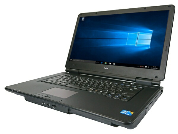 [わけあり特価][無線LAN対応] NEC VX-A (Core i3 2.2GHz 4GB 160GB DVD-ROM Windows10 Professional 64bit)