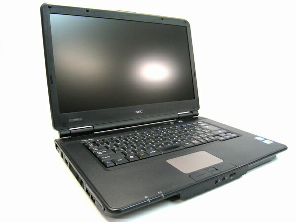 [OSNO-06A][OS無] NEC VK24L/X-B (Core i3 2.4GHz 2GB 160GB 15.6inch DVD-ROM)