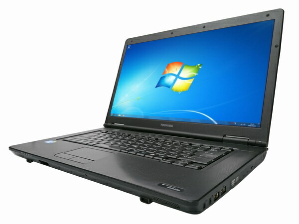 [T42Aw] 東芝 dynabook Satellite L41 (Core i3 350M 2.26GHz 2GB 160GB DVD-ROM Windows7 Pro)