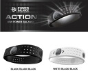 Japanese regular article power balance bracelet NEW model POWER BALANCE ACTION POWER BALANCE silicon wristband