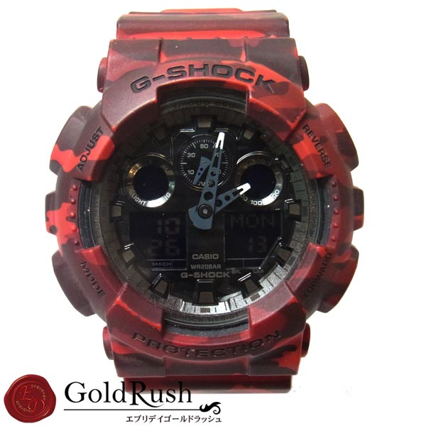 Часы Casio G-shock Ga-100 Инструкция - фото 8