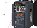 Fuji electric, compact inverter FRN0. 4C1S-6 J