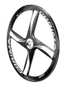 4 Colima CORIMA spoke HM road carbon wheel 700C/650C TU fronts