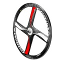 4 Colima CORIMA spoke HM road carbon wheel 700C/650C TU fronts
