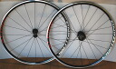 Lightning Alpine aluminum clincher wheel set