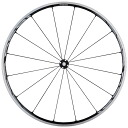 Shimano WH-RS81-C24 clincher wheel back and forth