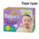 124 pieces of first (tape type) small size (4-8 kg) to paper diaper bun Perth first skin