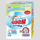 120 pieces of グーンテープ-style 】 GOO.N (グーン) large size (60 pieces of *2 pack)