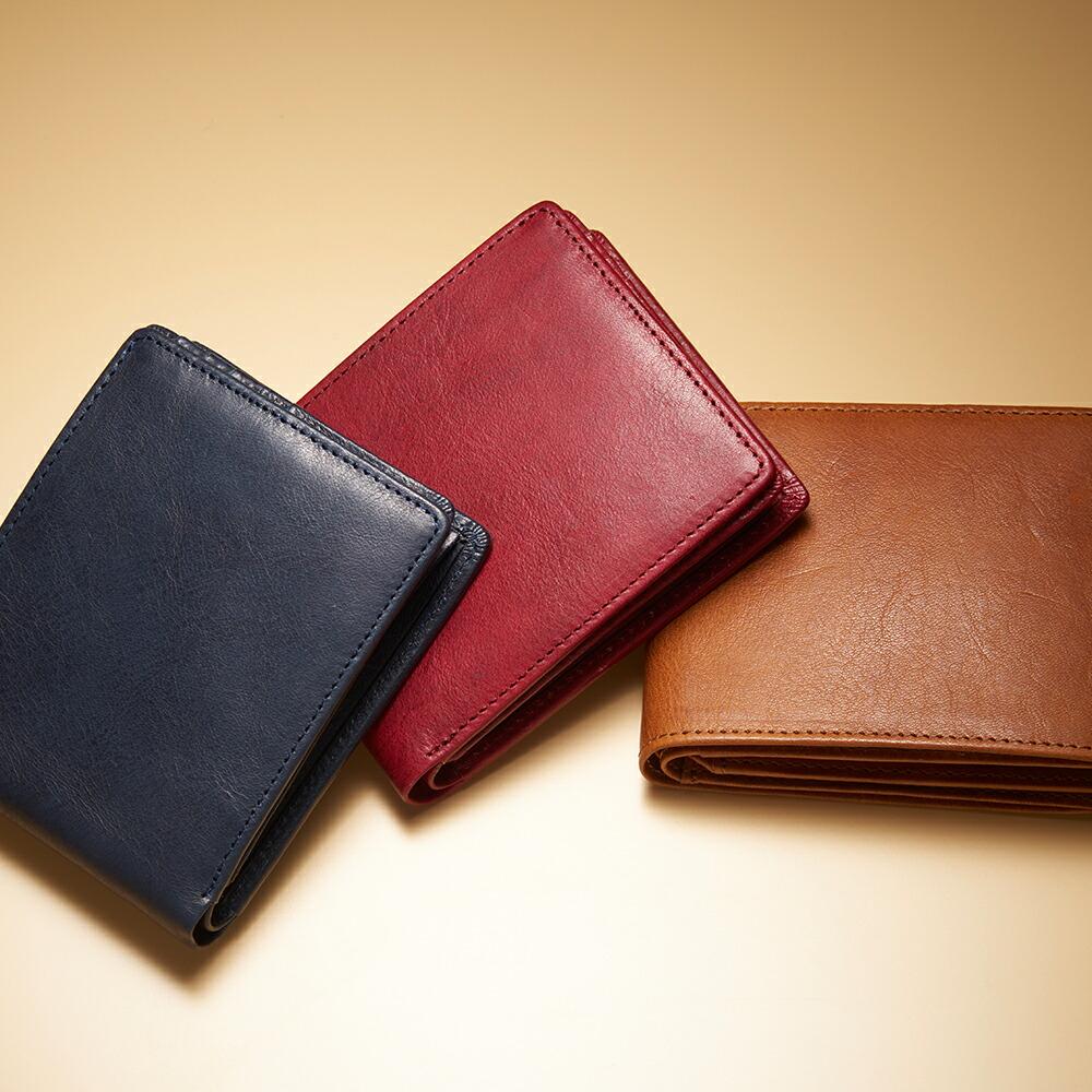 GW111 二つ折り財布