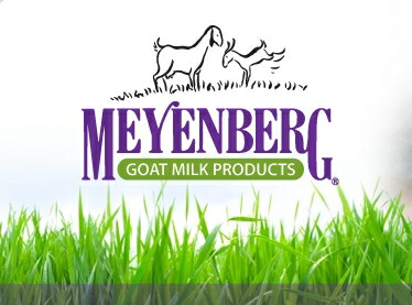 メインバーグのヤギミルクです。山羊のミルクは高栄養。高品質のやぎミルク