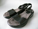 ■ DANSKO dansko clogs strap with leather Sandals black 39(24.5cm)