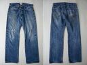 Made in USA ■ double Aurel RRL501xx type denim pants (W32)