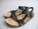■ Teva Teva ankle strap leather Sandals (26 cm) black woman