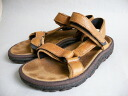 ■ Teva Teva outdoor leather Sandals Brown (about 28 cm) male