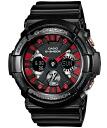 "Casio CASIO g-shock G shock ""watch mens GA-200SH-1 dejana chronograph Metallic Colors Series"