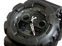 Casio watches g-shock analog digital GA-100-1A1 A100-1A1 in wish happiness not mens digital men's