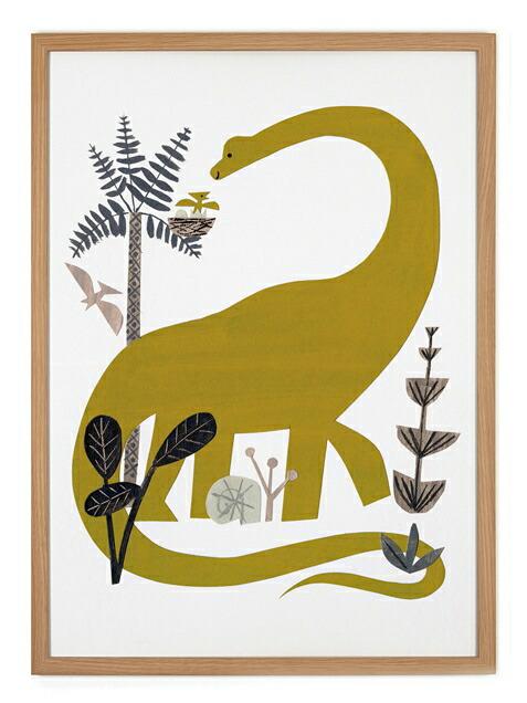 human empire dinosaur poster 50x70cm hafen. Black Bedroom Furniture Sets. Home Design Ideas
