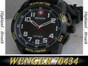 Wenger WENGER watch men LED nomad LED NOMAD PER Patagonia expedition race 70434
