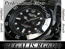 ★レガリス REGALIS ≪ professional diver watch ≫ RG6100