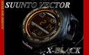 Suunto SUUNTO VECTOR X-Black SS012279110