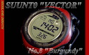 Production end / last in stock Suunto SUUNTO VECTOR Burgundy SS010600B10