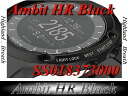 ★ Sunto SUUNTO Ambit HR Black Ann bit watch SS018373000 with a built-in GPS