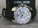 «Same day shipping] ★ police watch POLICE watch PL 13421JS-04 Radical PL13421JS/04 radical