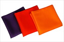 Plain silk gauze Zhu, red and purple flammability