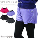 Dot switching Pocket fitness shorts • elasticity & absorb moisture ◎ / sports walking Yoga gym running quick-drying features absorption sweat squat stretch 1429 * 2