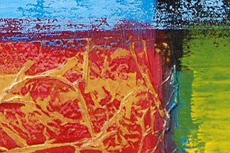 亚洲的流行室内装饰 巴黎艺术 大型绘画 巴黎绘画B85抽象画图片