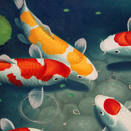 玩具·爱好·游戏 美术·美术品·古董·民间工艺品 绘画 压克力胶彩