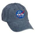 NASA ナサ ロゴ キャップ ネイビー