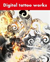 Digital tattoo works