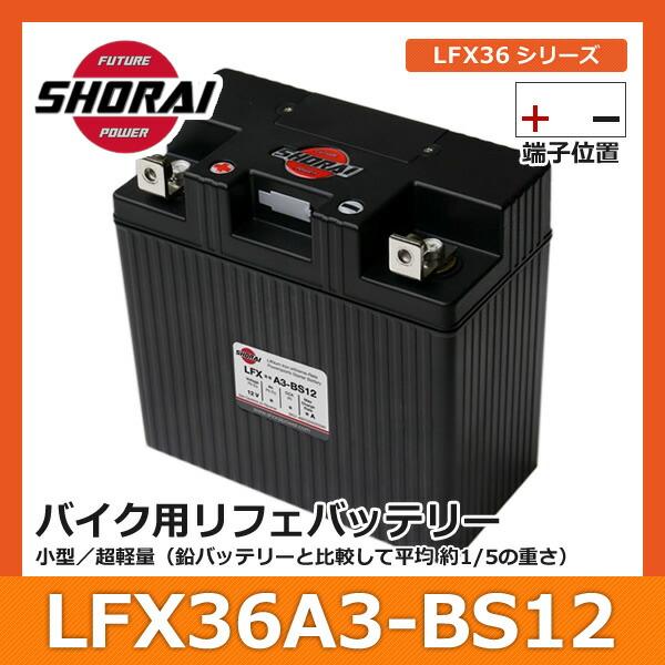 LFX36A3-BS12