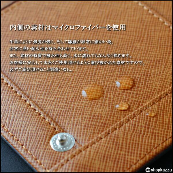 長財布 メンズ 牛床革 スペインレザー 多機能 ラウンドファスナー VACUA (2色) 【VA-010M】イメージ写真4