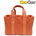 HERMES Acapulco PM tote bag orange