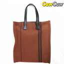 Hermes ポタモスカバス GM tote bag chocolate