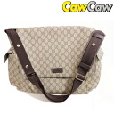 GUCCI gucci GG plus Mothers bag slant credit shoulder bag 211131