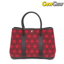 HERMES Hermes garden party TPM soaks K engraved red Rouge