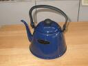 2 liters of Karita narrow opening coffee kettles (blue)