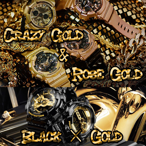 Gold&Black