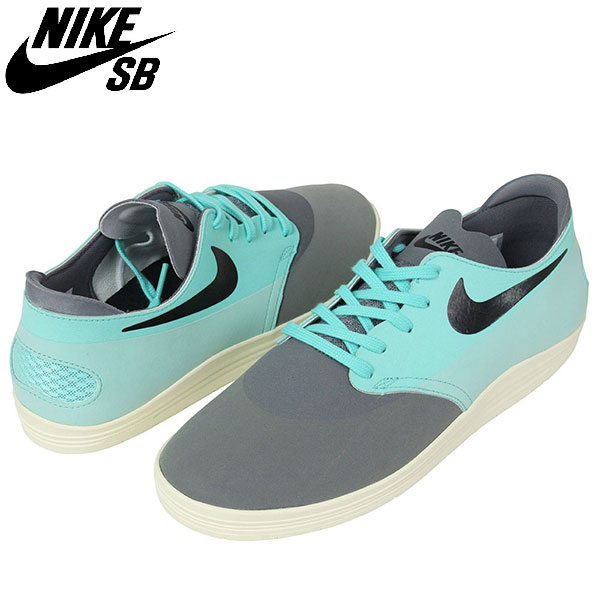Nike Grey And Tiffany Blue Shoes