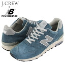 J.CREW j.crew x New Balance new balance M1400 JJ10 mens sneakers another note collaboration with chambray blue large
